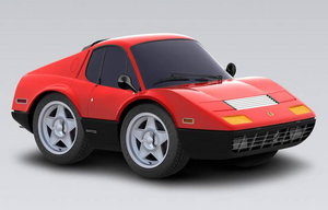 1971 Ferrari 365 GT4 BB
