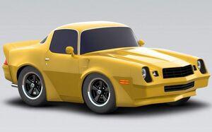 Chevrolet Camaro 1980