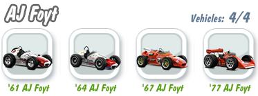 AJ Foyt Collection