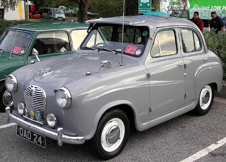 Austin A30 1954-1-
