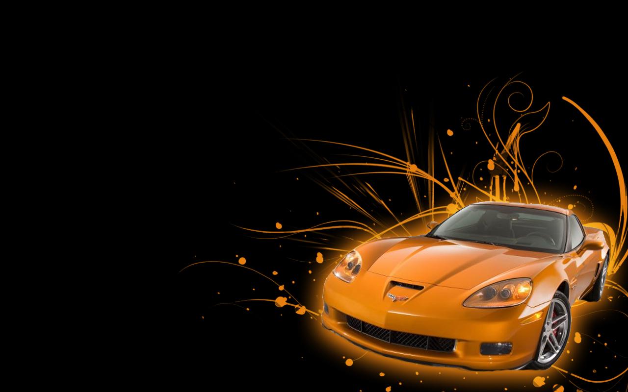 Corvette Z06 Wallpaper by MiRRe89-1-