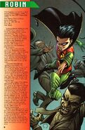Batman Allies Secret Files and Origins 10