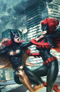 BatgirlvrsBatwoman