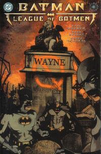 League of the Batmen 1