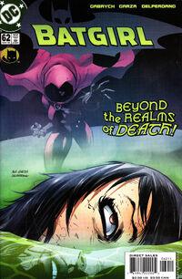 Batgirl 62