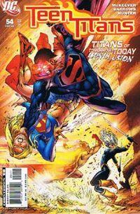 Teen Titans 54