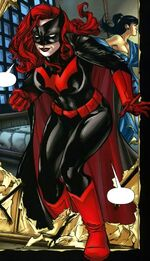 Batwoman Katherine Kane