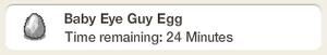 Beg egg