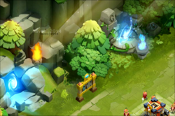 Portal team dungeons
