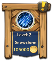 Snowstorm level 2