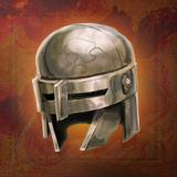 Galvanized Helm