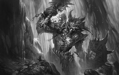 Monster alperon dead