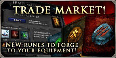 Trades Market