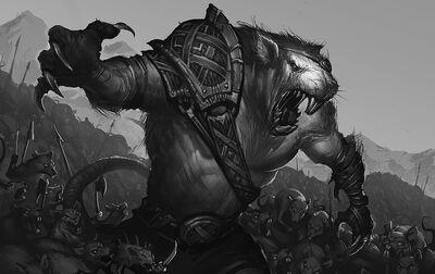 Monster verminarch dead