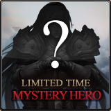 Limited Mystery Hero Gift