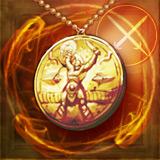 Juggernaut Medallion
