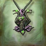 Serpentkiss Pendant