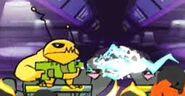 Beefy alien hominid boss