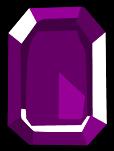 Square Purple Gem