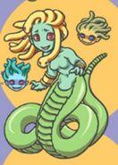 PoR Illustrated Medusa