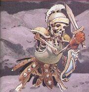 NP C4 Skeleton Warrior