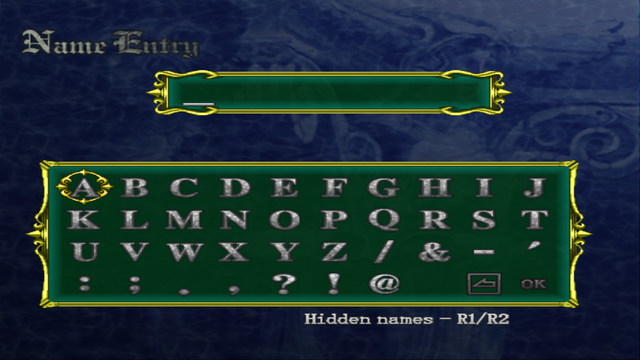 File:Lament of Innocence - Name Entry Screen - 01.png