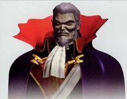 Rendered Dracula