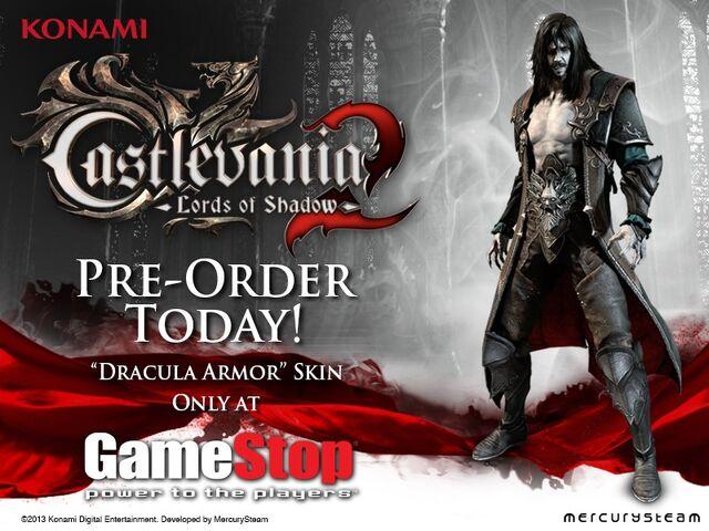 File:CVLOS2 GS Pre-Order GameStop.jpg