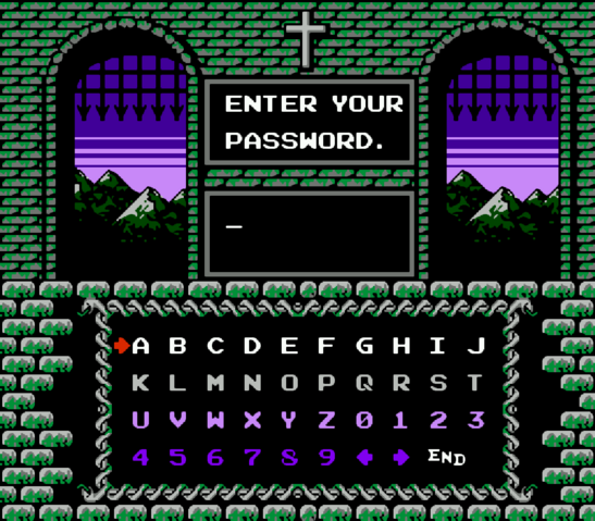 File:Simon's Quest - Name Entry Screen - 01.png