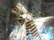 Skeleton Diver Appears