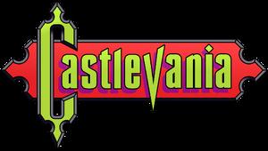 Castlevania logo color