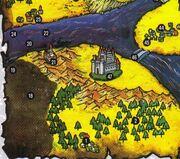 SW Simon's Quest Map