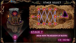 Dracula X Chronicles - Name Entry Screen - 04