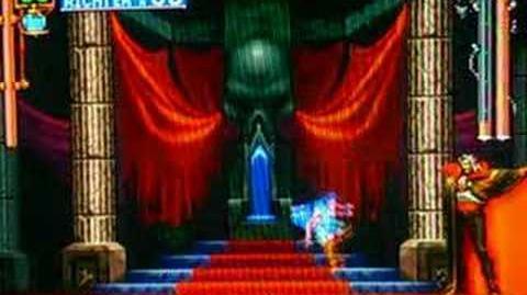 Castlevania DracX Chronicles PSP SOTN Prologue New Redub