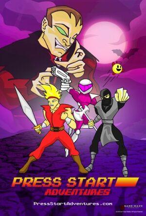 Press Start Adventures poster