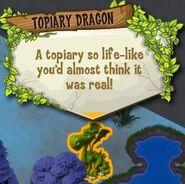 TopiaryDragon