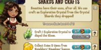 Shards and Crafts