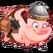 Lil' Brick Pig