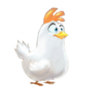 Chicken 03 Icon