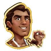 Rafael with Mink
