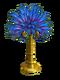 Blue Carnival Tree