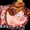 Lil' Twig Pig