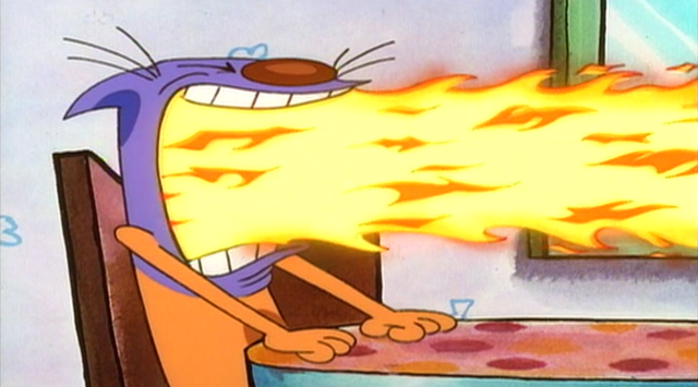File:Cat Breathing Fire.png