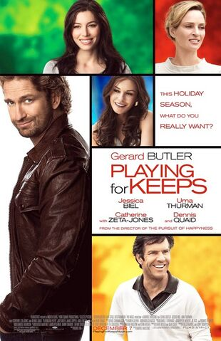 File:27. PLAYING FOR KEEPS (2012).jpg