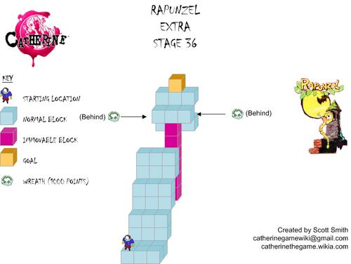 Map E36 Rapunzel