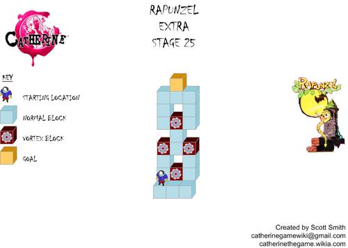 Map E25 Rapunzel