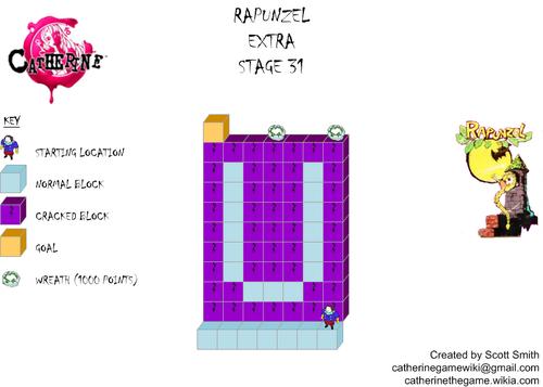 Map E31 Rapunzel