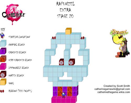 Map E20 Rapunzel