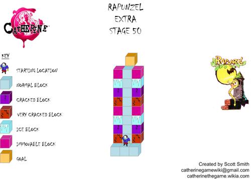 Map E50 Rapunzel