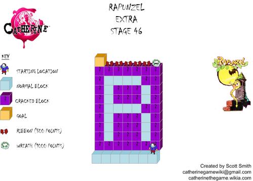 Map E46 Rapunzel